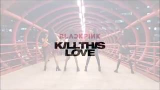 "[KPOP IN PUBLIC] 'KILL THIS LOVE""- BLACKPINK  Cover by HELIX"