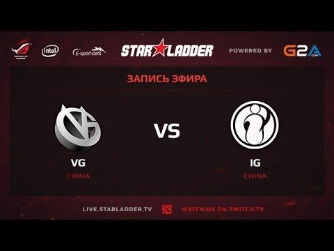 VG vs IG SLTV XII Grand Final Game 2