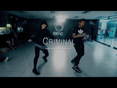 Natti Natasha x Ozuna - Criminal / CHOREOGRAPHY By Hey Ducos