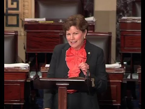 SHAHEEN SPEAKS ON SENATE FLOOR IN SUPPORT OF  PAYCHECK FAIRNESS ACT