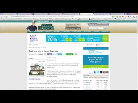 Home Auto Insurance Reviews and Companies You Can Trust