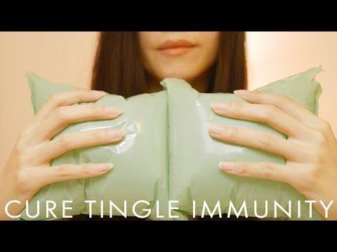 ASMR 10 Sounds for Tingle Immunity 1.5 Hr (No Talking) thumbnail