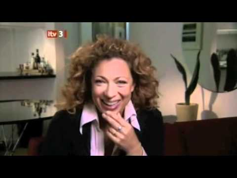 Alex Kingston - Costume Drama Sans Knickers