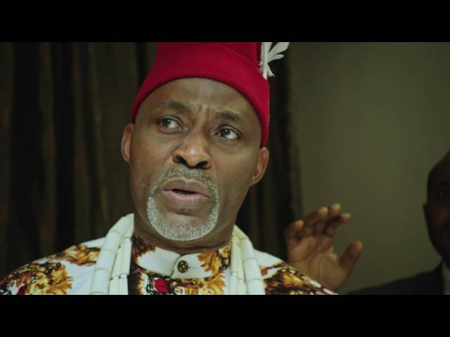 The Wedding Party Nigerian Movie - [Official Trailer]