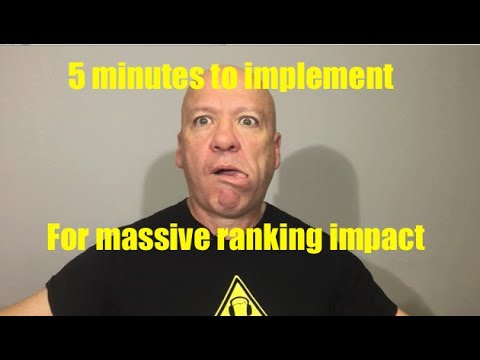 An instant boost in rankings with DNS