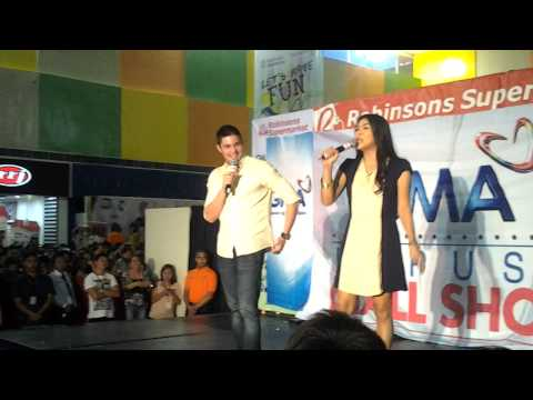 Dingdong Dantes performance in Robinson