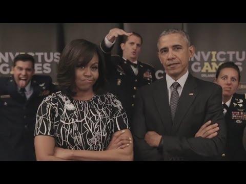 Obamas, Royals talk trash on Twitter