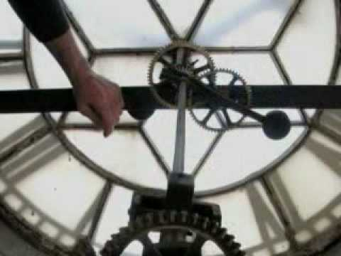 Time, Clocks and Gears