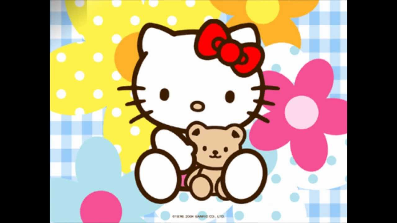 Kittens Birthday Song Hello Kitty Birthday Song