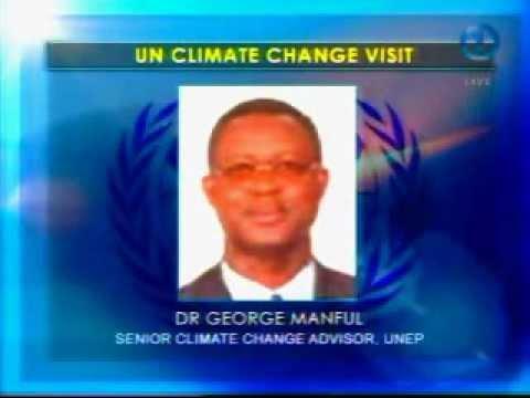 UN Climate Change Advisor Fiji Visit