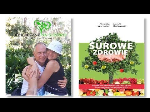 Relacja Z Warszawy Z Promocji Książki Surowe Zdrowie