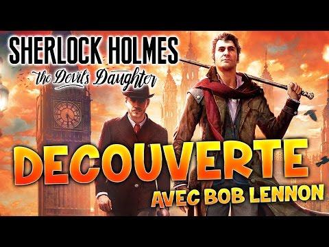 DECOUVERTE DU PIF : SHERLOCK HOLMES -THE DEVIL'S DAUGHTER-
