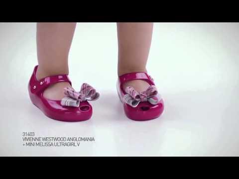 Vivienne Westwood Anglomania + Mini Melissa Ultragirl V