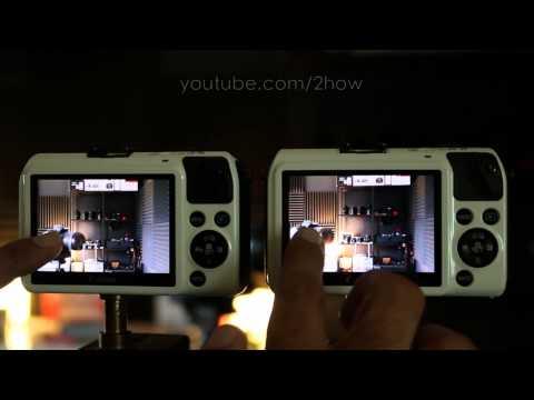 Canon EOS M Auto Focus Compare