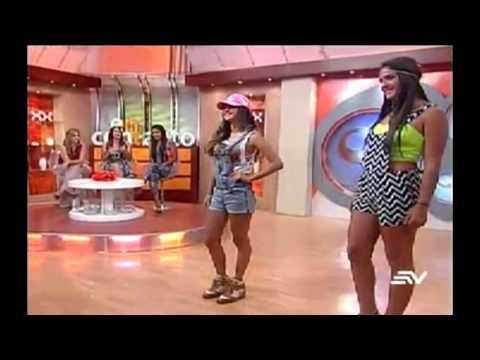 """Moda Urbana VERY CHIC BY VERO en el programa """"En Contacto"""""""
