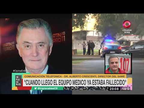 Los detalles del triste fallecimiento de Lucho Avilés