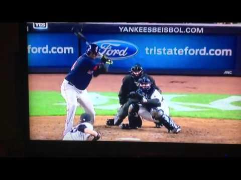 David Ortiz Ejected From Yankees VS Boston Game May 6 2016