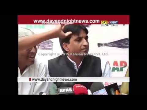 LIVE: Aam Aadmi Party press conference | Kumar Vishwas | Ashutosh | Sanjay Singh
