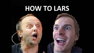 Download Lagu How to Play Drums like Lars Ulrich Gratis STAFABAND