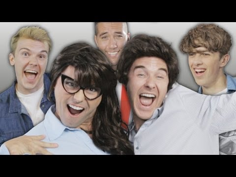 One Direction - Best Song Ever Parody video