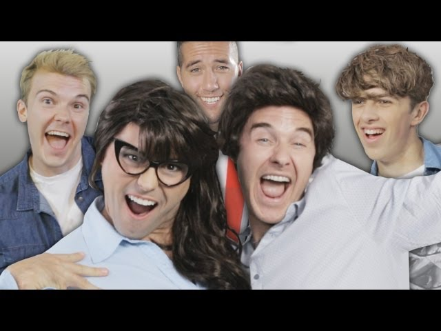 One Direction - Best Song Ever PARODY thumbnail