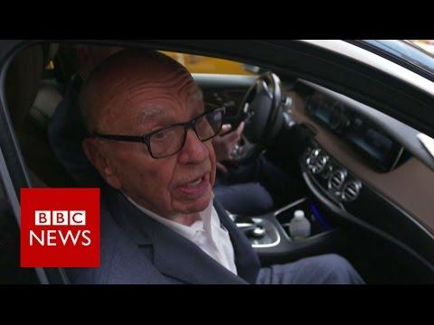 Rupert Murdoch: 'Nothing's happening at Fox News' - BBC News