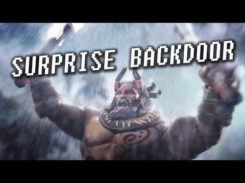 Dota 2 - How to Backdoor