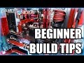 Beginner PC Building Tips & Common Mistakes