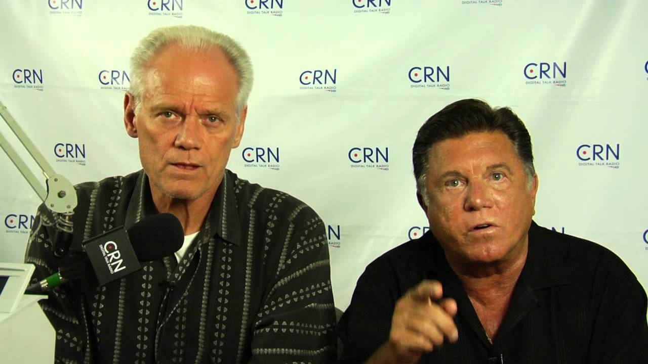 Larry Manetti Amp Fred Dryer For Crn Youtube