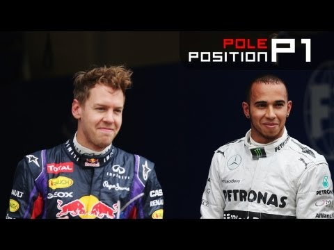 F1 2013 - Australian Grand Prix - Vettel gets Pole!