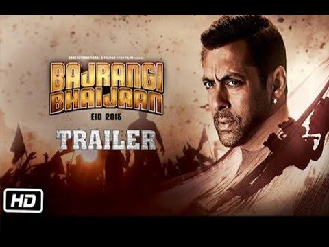 Bajrangi Bhaijaan 2015| Full Official Trailer | Salman Khan, Kareena Kapoor, Nawazuddin Siddiqui