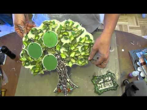 """""""Family Tree"""" Technique Kit ~ Lynne Forsythe"""