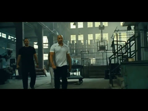 Форсаж 5 / Fast Five / Music Clip / Don Omar - Danza Kuduro ft. Lucenzo