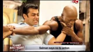 Sher Khan - Salman's Sher Khan will be a romantic film