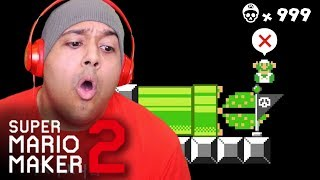 WHY WOULD YOU DO THIS TO ME..... [SUPER MARIO MAKER 2] [#25]