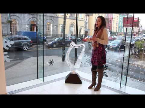 Lauren's FEXCO Horizon Tax-Free Shopping Trip Part 3 - Waterford Crystal