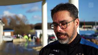 DAZN trifft David Wagner | DAZN - Interviews