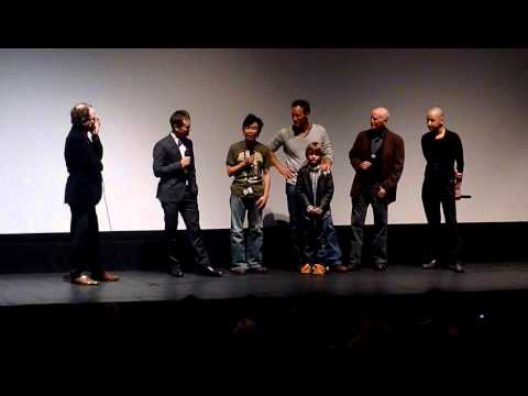 INSIDIOUS (2010) Q&A From TIFF 2010 With James Wan, Leigh Whannel, Patrick Wilson & Cast, Pt. 1