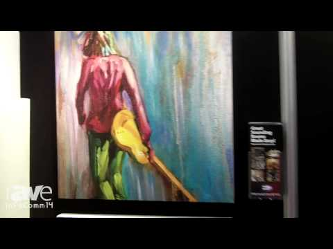 InfoComm 2014: Primacoustic Intros its Painted and Printable Panels