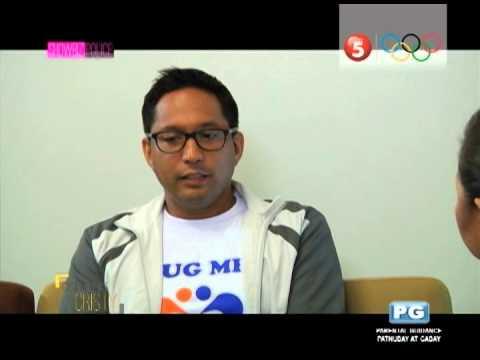 Showbiz Police Daily 93.4 | Paolo Bediones, 'di Ikinahiya Ang Sakit Na Psoriasis video