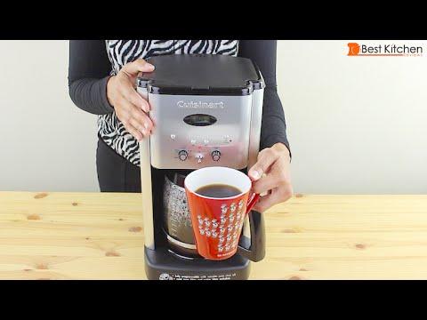 Cuisinart Coffee Maker Red Clean Light : Cuisinart Coffee Maker