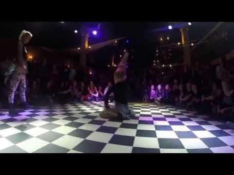 Dancehall battle 2015 Gaika(win)vs Жара