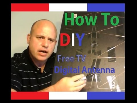 TV Antenna Build Tutorial