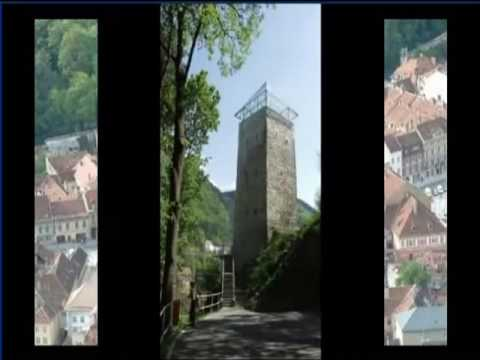VIDEO TRAVEL Europe tourism Romania,Romania travel - Transylvania travel