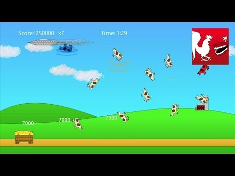 Rage Quit - Cow Catch