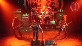 MARDUK - Voices From The Dark Tour 2013