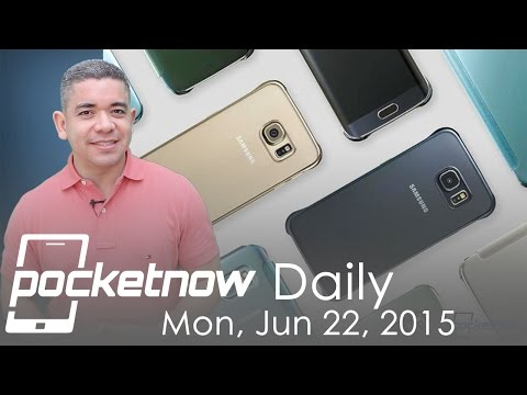 Galaxy S6 sales data, iPhone 6s antenna, Moto G 2015 & more - Pocketnow Daily