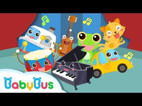 My Music Box Quiz | Game Preview | Educational Games for kids | BabyBus