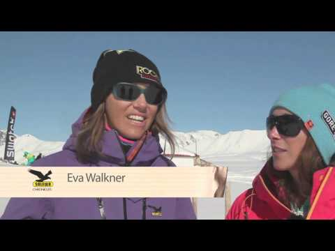 SALEWA Chronicles - Eva Walkner Valle Hermosa Argentina