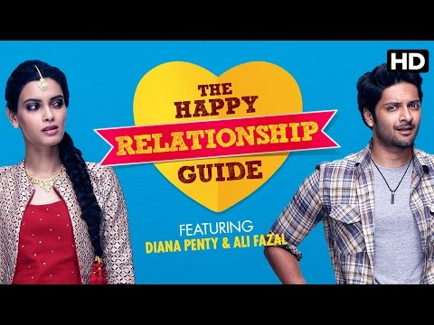Happy Relationship Guide With Ali Fazal & Diana Penty | Happy Bhag Jayegi